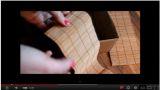 Decorare una scatola di cartone-tutorial