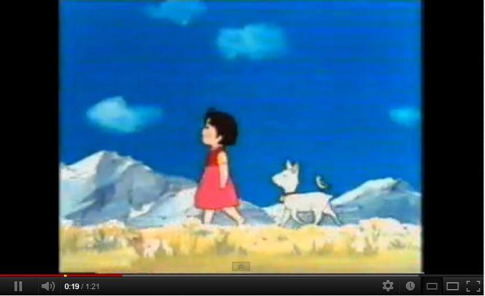 Sigla Cartone animato HEIDY